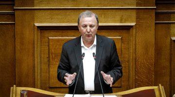 Σάκης Παπαδόπουλος: «Δεν μπορούμε να πάμε με τον Καμμένο ως τον Οκτώβριο»