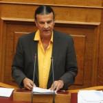 Τη νέα του ποιητική του συλλογή παρουσιάζει ο πρώην αντιπρόεδρος της Βουλής Τάσος Κουράκης