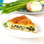 Ενισχυμένες γεύσεις! Συνταγή για πρασόπιτα από τον Πέτρο Συρίγο
