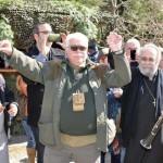 Αντάμωσαν και φέτος Θ.Γιανννόπουλος και κυνηγοί στο Περίβλεπτο…… 28 Φεβ 2016