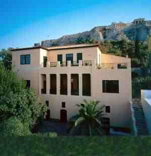 Η Οικία Κλεάνθη στην Πλάκα, όπου πρωτο-στεγάστηκε το Οθώνειον Πανεπιστήμιον Διαβάστε περισσότερα: http://www.sansimera.gr/articles/99#ixzz2QQE51Wlb