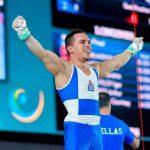 Ασυναγώνιστος Πετρούνιας! «Χρυσός» στο Παγκόσμιο Κύπελλο του Μπακού