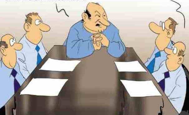 Σσσσσ!!!! Συνεδριάζουν