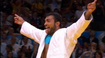 Ηλίας Ηλιάδης: Παγκόσμια υπόκλιση σ' αυτόν τον τεράστιο αθλητή [vid]