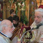 Μακρακώμη: Λαμπρός o εορτασμός του Αγίου Πνεύματος στο Ναό Αγίας Τριάδος Μακρακώμης