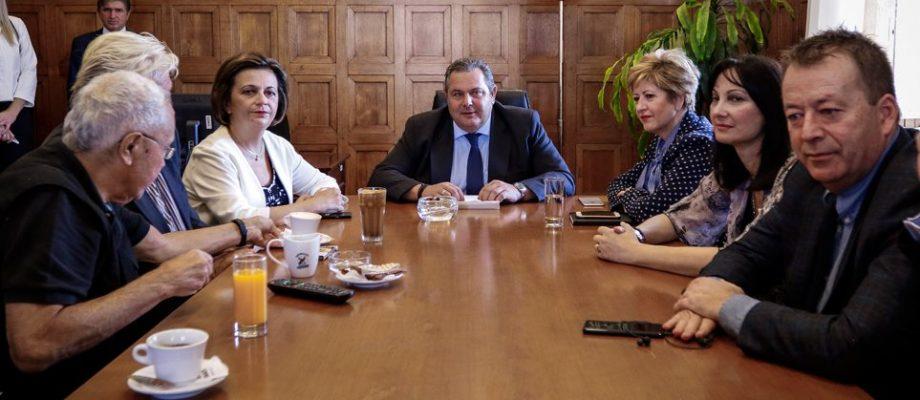 «Χρησμός» Καμμένου: Καταψηφίζουμε τις Πρέσπες, αποσύρουμε υπουργούς και συνεχίζουμε