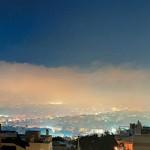 Σκόνη από Σαχάρα και καύση ξύλων πνίγουν την Αθήνα
