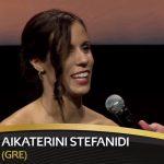 Κορυφαία Ευρωπαία αθλήτρια για το 2017 η Κατερίνα Στεφανίδη