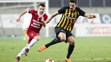 ΑΕΚ – ΑΕΛ: Στον τελικό του Κυπέλλου η Ένωση με «χρυσή» γκολάρα Χριστοδουλόπουλου!
