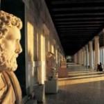 'Εκθεση γλυπτών & ρωμαϊκών πορτραίτων της Αθηναϊκής Αγοράς στη Στοά του Αττάλου