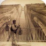 Η ιστορία της διώρυγας της Κορίνθου