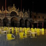 Κάτω από το νερό η Βενετία