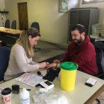 Επιτυχημένη η αιμοδοσία στη Μακρακώμη (ΦΩΤΟ)