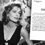 Η άγνωστη επιστολή της Μελίνας κι άλλες ιστορίες για τον Δ.Ψαθά