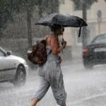 'Εκτακτο δελτίο επιδείνωσης καιρού: βροχές και καταιγίδες από αύριο