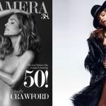 Η Σίντι Κρόφορντ απαντά: Ετσι, κι όχι …αλλιώς είμαι γυμνή (στα 50 μου)