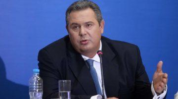 Καρφιά Καμμένου: Ο Παπαδόπουλος του ΣΥΡΙΖΑ μου ζητούσε ρουσφέτια