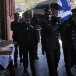 Το «τελευταίο αντίο» στον σμηναγό Γ. Μπαλταδώρο στην Καρδίτσα