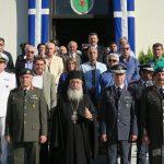 Ορκωμοσία Νεοσυλλέκτων στο Κέντρο Εκπαιδεύσεως Υλικού Πολέμου στη Λαμία