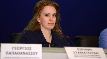 Παραίτηση σε ηχηρούς τόνους από τη διευθύντρια του ΟΠΙ, Ειρήνη Σταματούδη