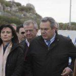 Το τερμάτισε η Κασιμάτη (ΣΥΡΙΖΑ): Νοσταλγός της …χούντας ο Αρκάς