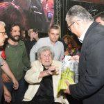 Συγκίνηση από την παρουσία του Μίκη στο Φεστιβάλ της ΚΝΕ (ΦΩΤΟ&ΒΙΝΤΕΟ)
