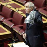 «Όταν ο κ. Υπουργός υπηρετούσε τη χούντα…» Απίστευτο επεισόδιο Παναγούλη – Τόσκα στη Βουλή 21/9/17