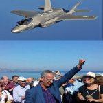 Βλέποντας τη Μακρόνησο από ένα F16… απο τον πρώην Δήμαρχο Καισαριανής Θανάση Μπαρτσώκα