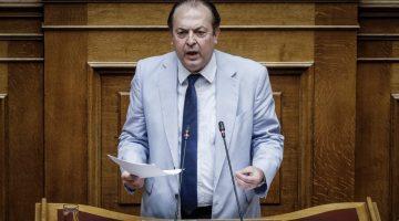 Η επιστολή παραίτησης του βουλευτή Λαζαρίδη από τους ΑΝΕΛ: Δεν μπορώ να δεχτώ τον όρο Μακεδονία