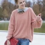 Ιδέες για να συνδυάσετε το πουλόβερ αυτή τη σεζόν