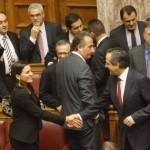 Εξοπλισμένος με τα 167 «ναι» στον προϋπολογισμό μεταβαίνει στο Eurogroup ο Στουρνάρας