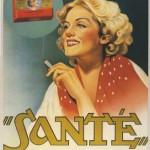 Sante:Η ιστορία του θρυλικού ελληνικού τσιγάρου της Κατερίνας Λυμπεροπούλου