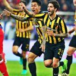 Η ΑΕΚ έφυγε με το 1-2 από το «Γ.Καραϊσκάκης»