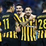 Super League: Πανιώνιος-ΑΕΚ 1-2