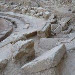 Αποκαλύφθηκε σημαντικό τμήμα του θεάτρου της Αρχαίας Θουρίας στη Μεσσηνία