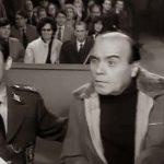 Ποιά διάσημη σκηνή ελληνικής ταινίας γυρίστηκε δέκα φορές;