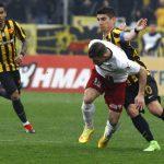 Super League: Αήττητη η ΑΕΚ στο ΟΑΚΑ, νίκησε την ΑΕΛ με 3-0
