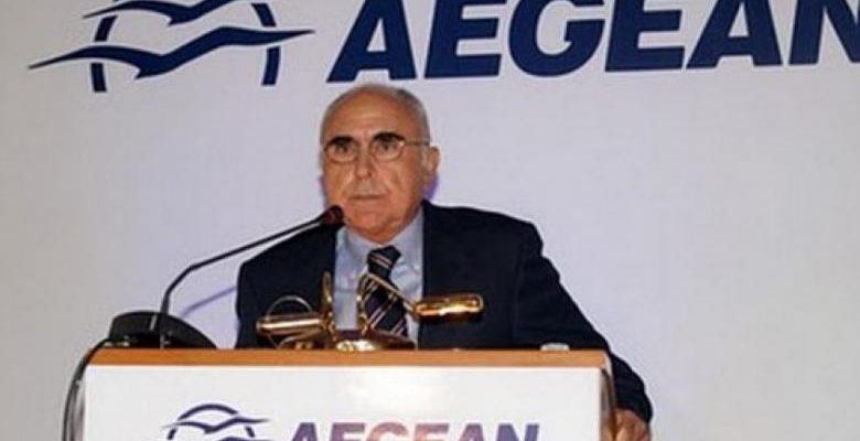Πέθανε ο ιδρυτής της Aegean, Θεόδωρος Βασιλάκης