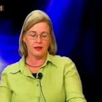 H Χρυσαυγίτισσα Ζαρούλια σε επιτροπή ενάντια στον ρατσισμό
