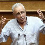 Ζουράρις: Δεν θα ψηφίσω τη Συμφωνία των Πρεσπών